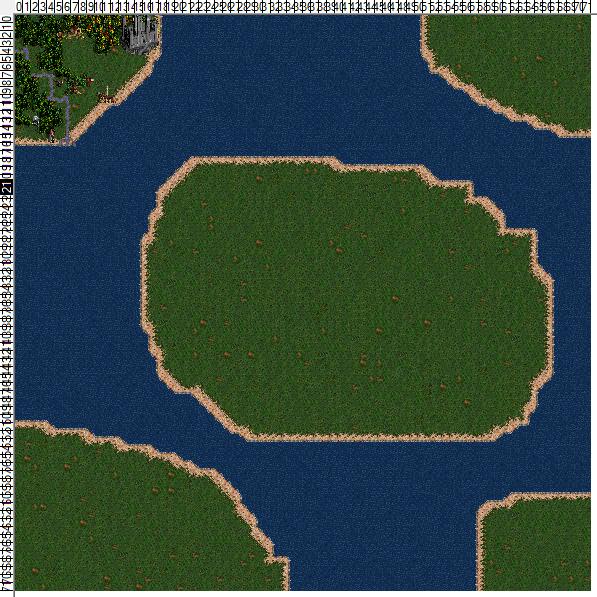 HOMM3-map 2